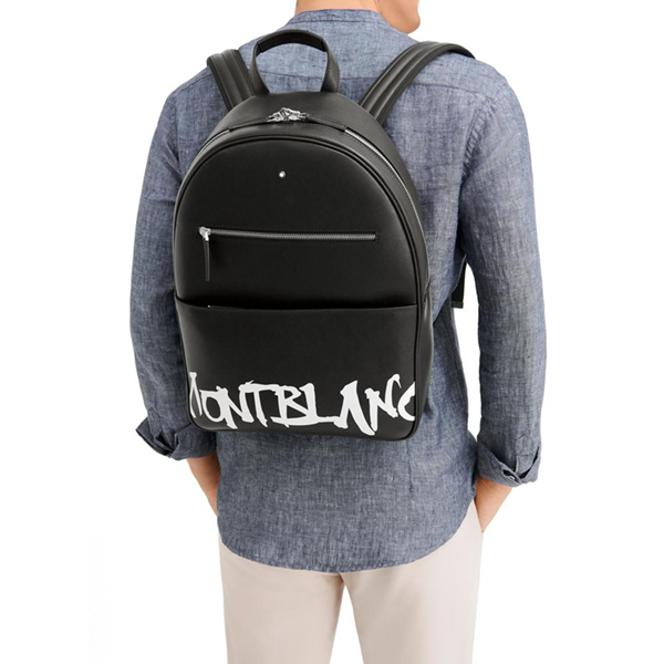 Montblanc-Montblanc Sartorial Calligraphy Backpack Dome Large-124137_2