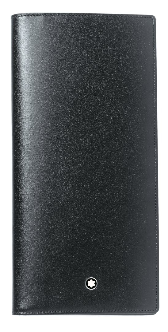 Montblanc-Montblanc Meisterstück Wallet 14cc with zipped Pocket 7165-7165_2