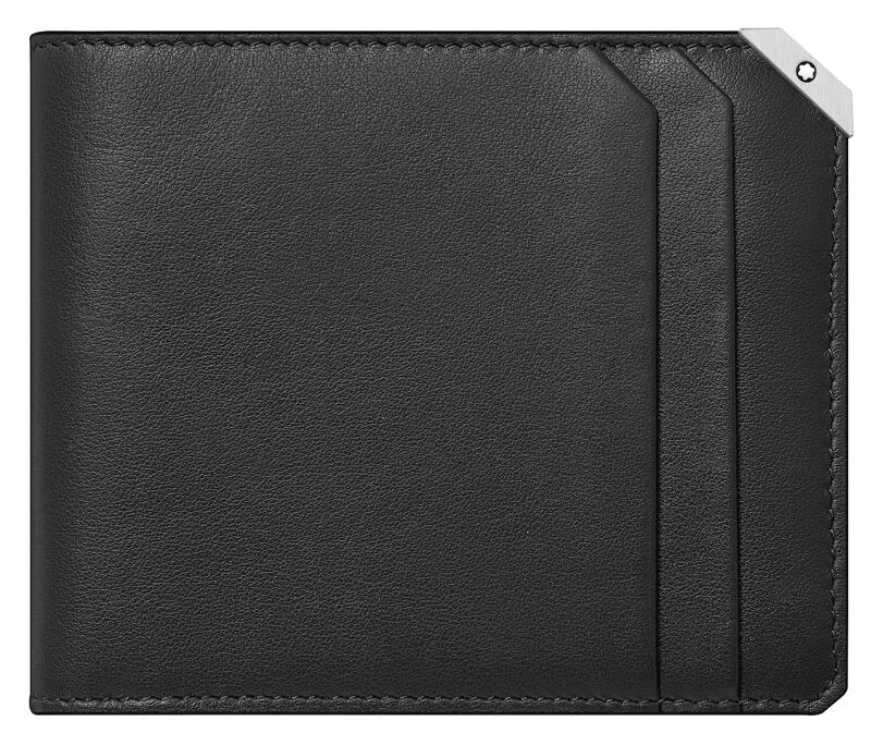 Montblanc -Montblanc Meisterstück Urban Wallet 8Cc With Removable Card Holder-124093_2