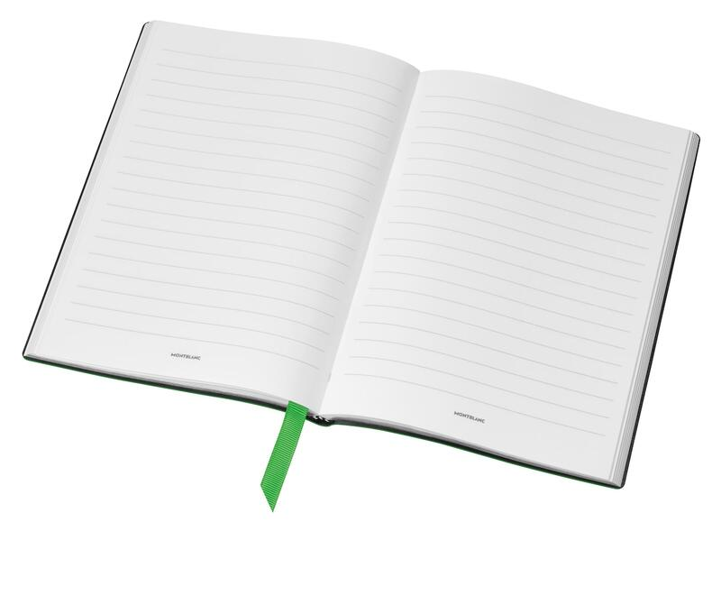 Montblanc -Montblanc Core Lines Notebook #146 Green-116518_2