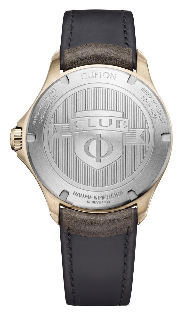 Baume & Mercier-Baume & Mercier Clifton Club 10565-M0A10565_2