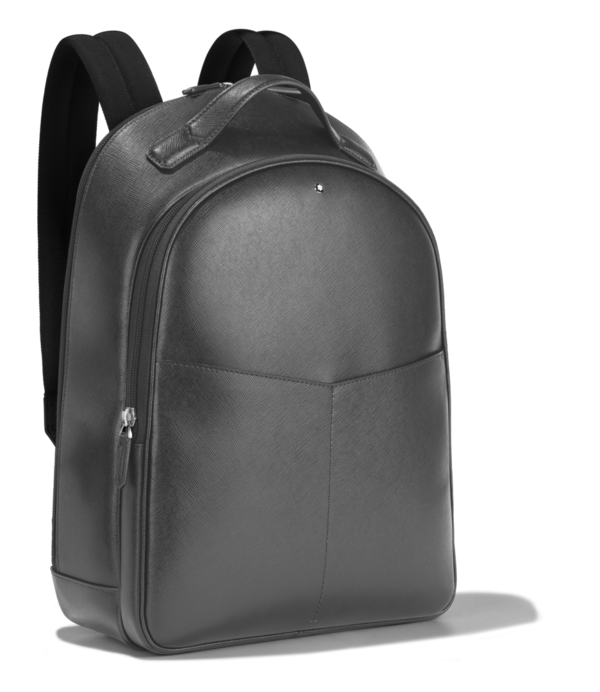 Montblanc -Montblanc Sartorial Backpack Small 2 Comp Bl 128550-128550