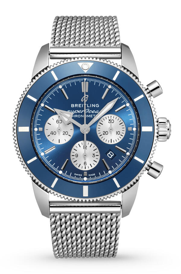 Breitling-Breitling Superocean Heritage B01 Chronograph 44 AB0162161C1A1-AB0162161C1A1