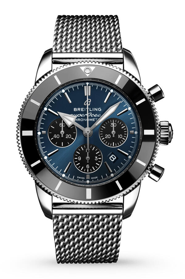 Breitling-Breitling Superocean Heritage B01 Chronograph 44 AB0162121C1A1-AB0162121C1A1
