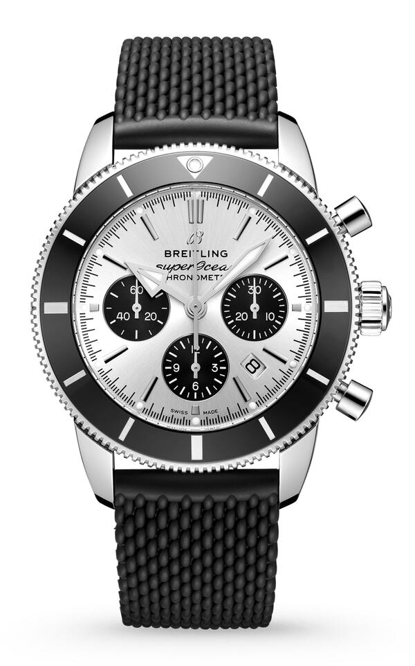 Breitling-Breitling Superocean Heritage B01 Chronograph 44 AB0162121G1S1-AB0162121G1S1