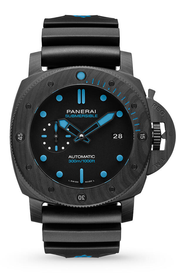Panerai-Panerai Submersible CARBOTECH™ - 47 mm PAM01616-PAM01616
